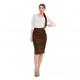 Chic pencil skirt