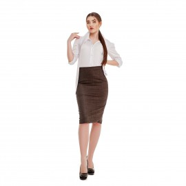 Sophisticated pencil skirt